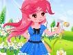 Garden Girl DressUp