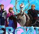 Jolly jigsaw frozen