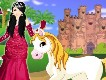 Princess and Horse Dress Up